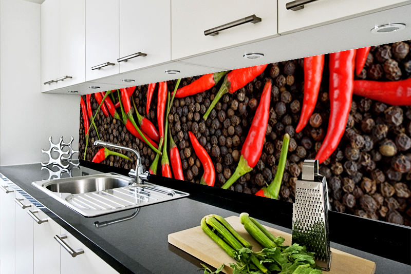biała kuchnia zdjęcia • Modne Wnętrza