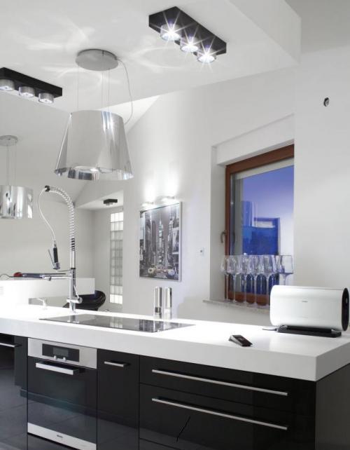 jak urzadzic funkcjonalna kuchnia • Modne Wnętrza