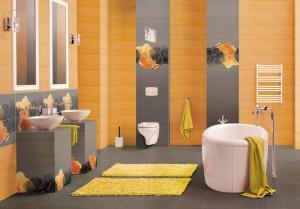 kolory łazienka