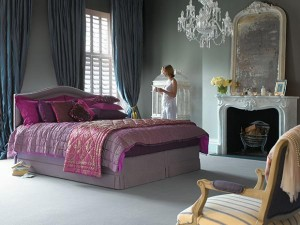 królewska sypialnia