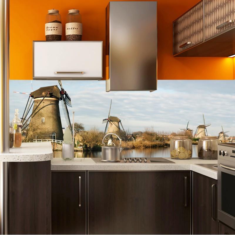 Fototapeta w kuchni Aranżacja kuchni