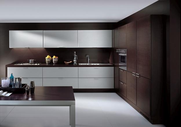 meble kuchenne drewniane • Modne Wnętrza -> Kuchnia Pod Zabudowe Allegro