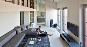 minimalistyczny wystrój wnętrza
