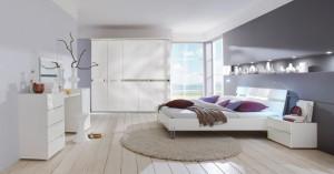 sypialnia new romantic
