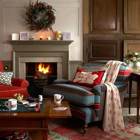 old-fashioned-christmas-decorating-ideas-country-christmas-decorating-idea-living-room-9ddc49463bcdeac1-535x535
