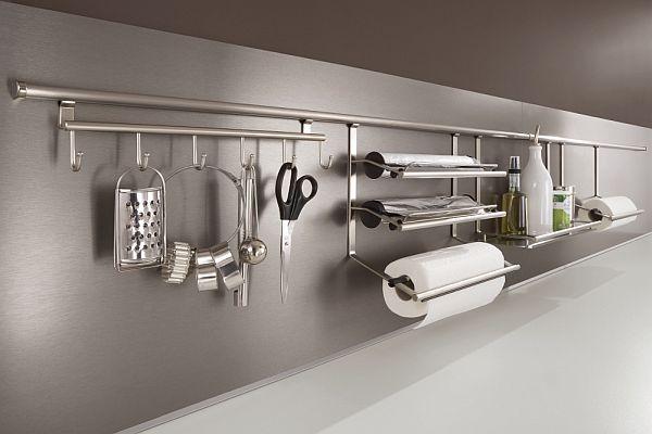 Relingi bardzo przydatne w kuchni for Accesoires de cuisine