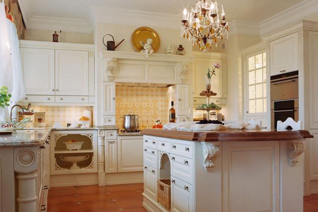 stylowa kuchnia • Modne Wnętrza