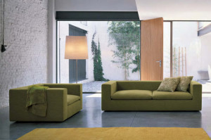 sofa w kolorze