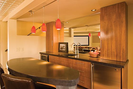 sufit podwieszany montaż • Modne Wnętrza -> Sufit Kuchnia Salon
