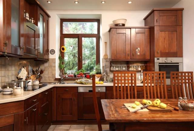 Мебель в кухню своими руками фото