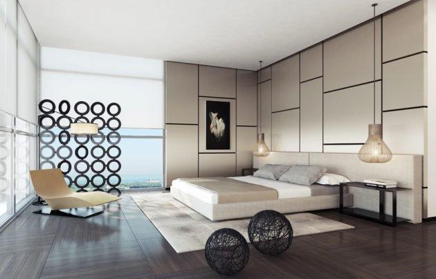 Projekty Nowoczesnych Sypialni Modne Wnętrza