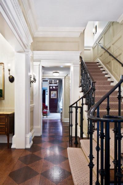projekt schodów