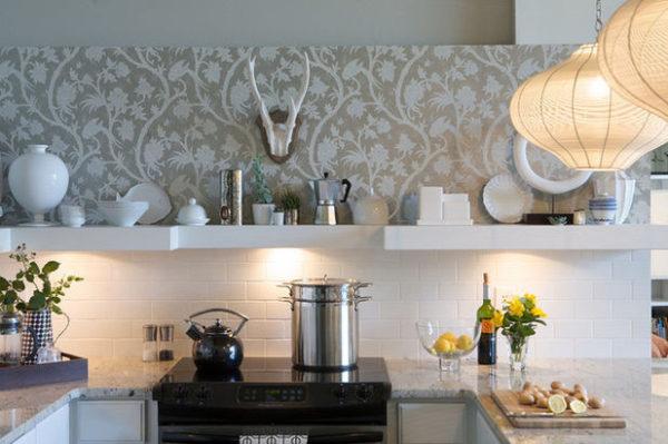 Tapeta Do Kuchni To Dobry Pomysł Modne Wnętrza