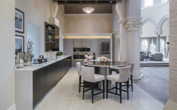luksusowa kuchnia