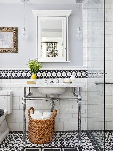 Pomysły na nowoczesną łazienkę. Sprawdź! • Modne Wnętrza