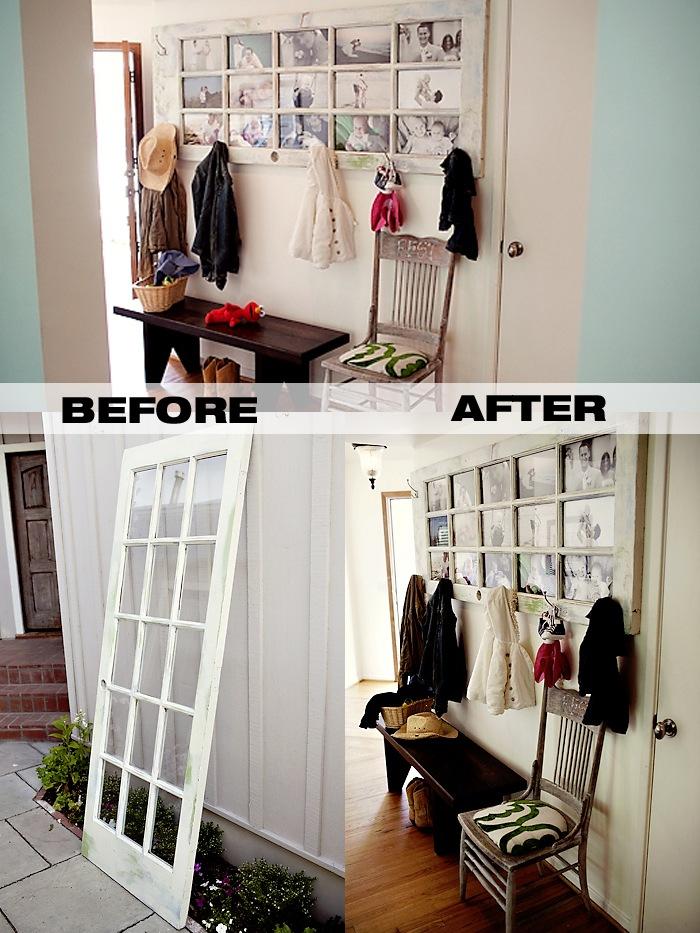 Jak Wykorzystać Stare Drzwi Modne Wnętrza
