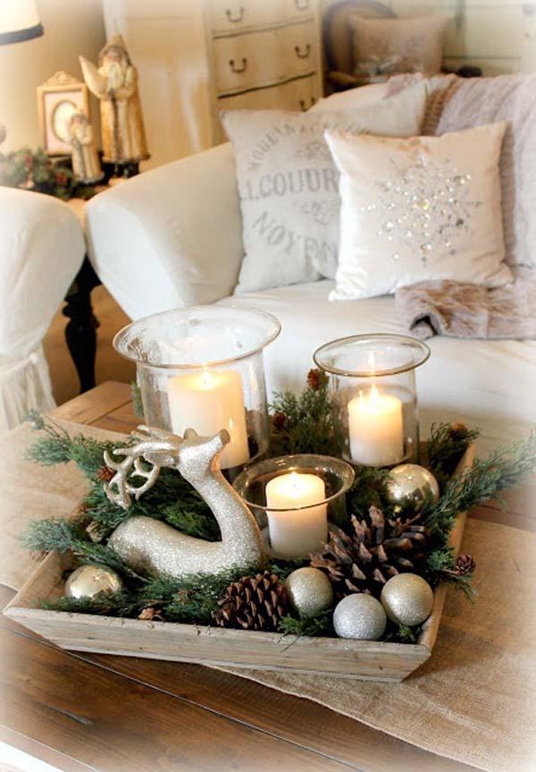 Proste Dekoracje świąteczne Zrób Je Sam Modne Wnętrza
