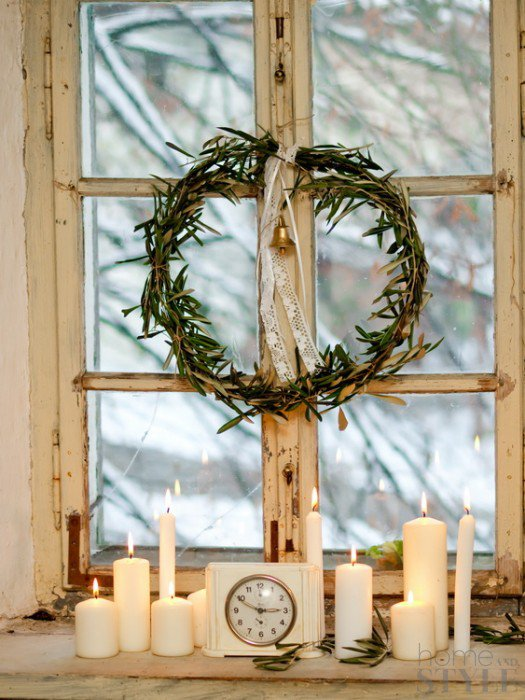 elegant_christmas_decorations_with_olive_branches_9