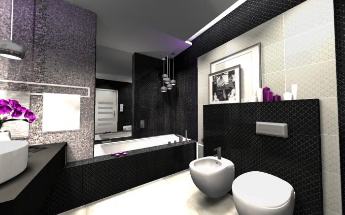 łazienka W Styl Glamour