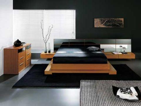 Intensywne Kolory W Sypialni