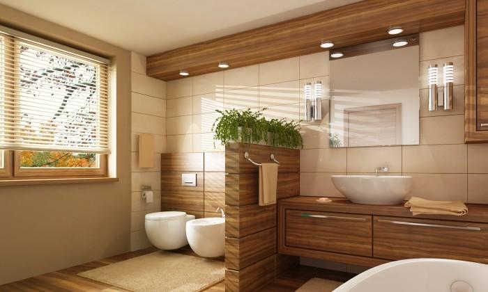 Dekoracje W łazience