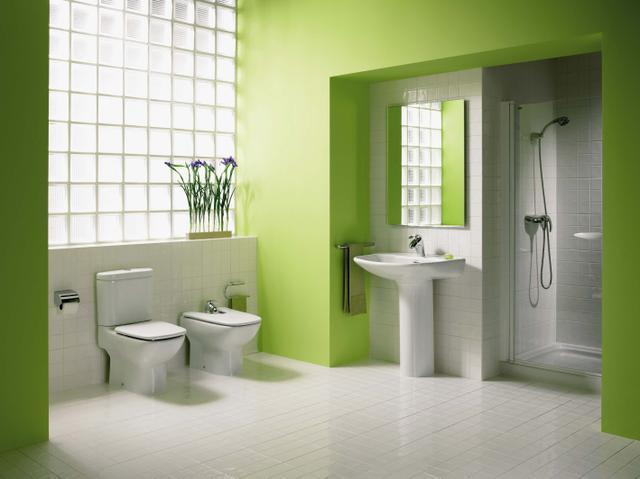 łazienka W Bloku Modne Wnętrza