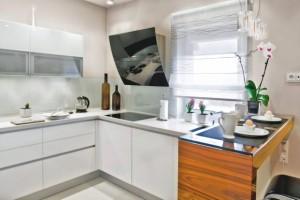 nowoczesny wystrój kuchni