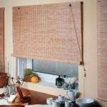rolety w kuchni