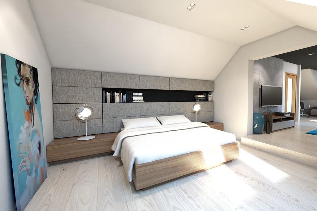 Aranżacje Minimalizm W Sypialni Modne Wnętrza